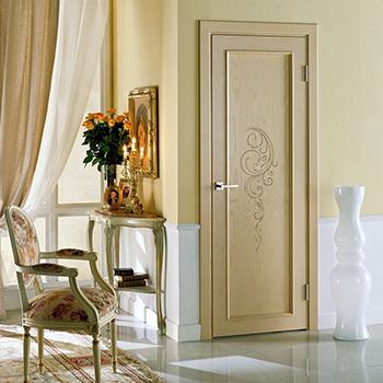 Двери по материалам