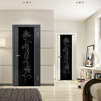 Темные двери